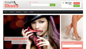 magikcommerce Theme Screenshot
