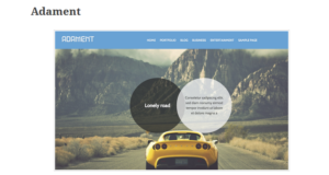 Bootstrap-Theme Adament