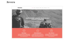 Bootstrap-Theme Revera