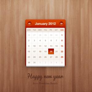 Kalender-Vorlage