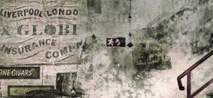 Vintage-Grunge-Pinselspitzen