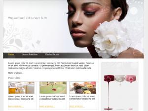 Homepage-Baukasten Mini_Landingpage