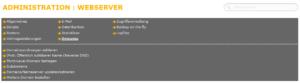 Administration_WebServer_Domain_editieren