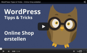 WordPress_Tutorial_Online-Shop_erstellen