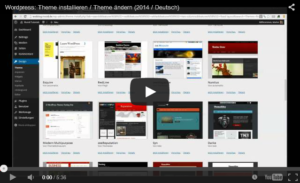 WordPress_Tutorial_Themes_ändern