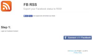 FBRSS.com