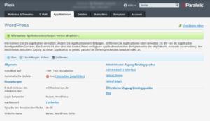 WordPress_Installations-Bestätigung