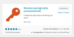 WP_Plugin-Rename