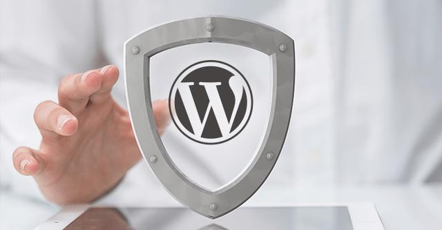 Wordpress schuetzen 1