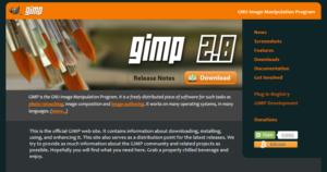 Abbildung: gimp