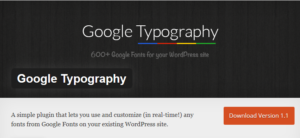 Abbildung: Google Typography