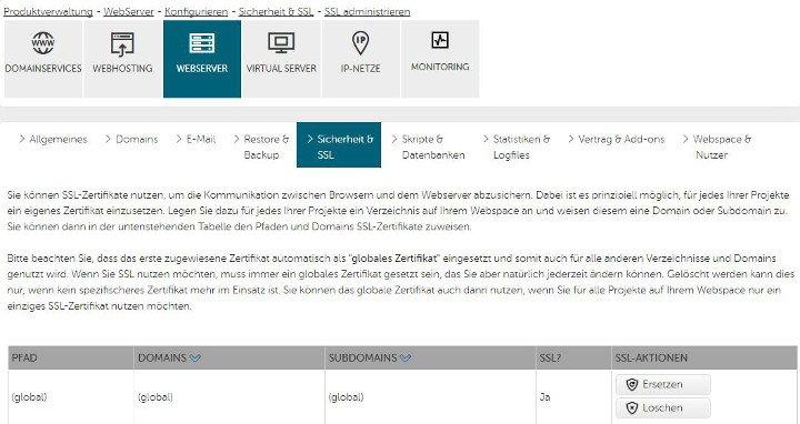 SSL-Zertifikat einrichten - so geht\'s | Host Europe Blog