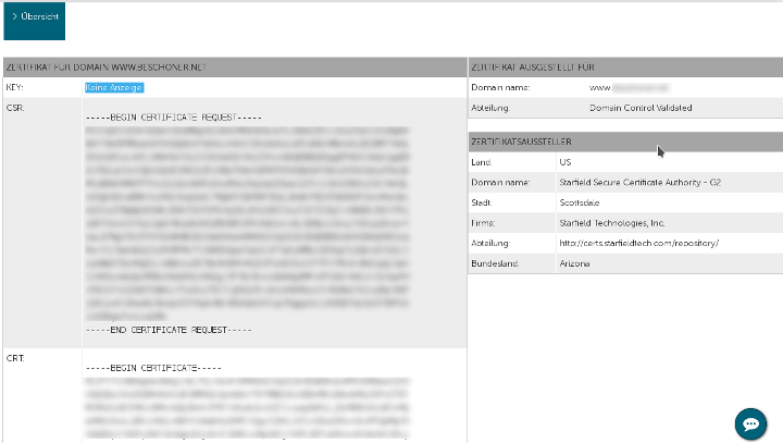 Ssl Zertifikat Einrichten So Gehts Host Europe Blog