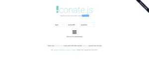 Abbildung - Iconate-js