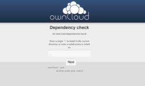 owncloud-Setup-Step-1
