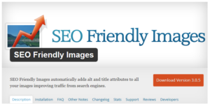 Abbildung - SEO Friendly Images