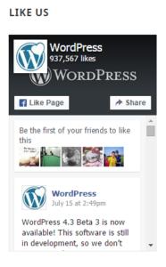 Y_Facebook-Widget