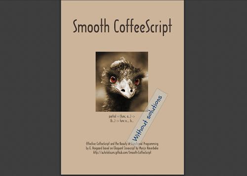 Ein PDF-Dokument zum Thema CoffeeScript