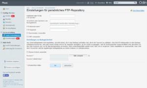 Abbildung_Plesk_Einstellungen_FTP-Repository