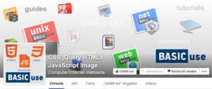 bbildung_CSS jQuery HTML5 JavaScript Image