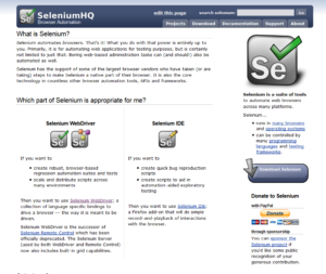 Abbildung_Selenium - Web Browser Automation