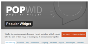 Abbildung_Popular Widget
