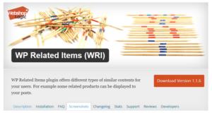Abbildung_WP Related Items (WRI)