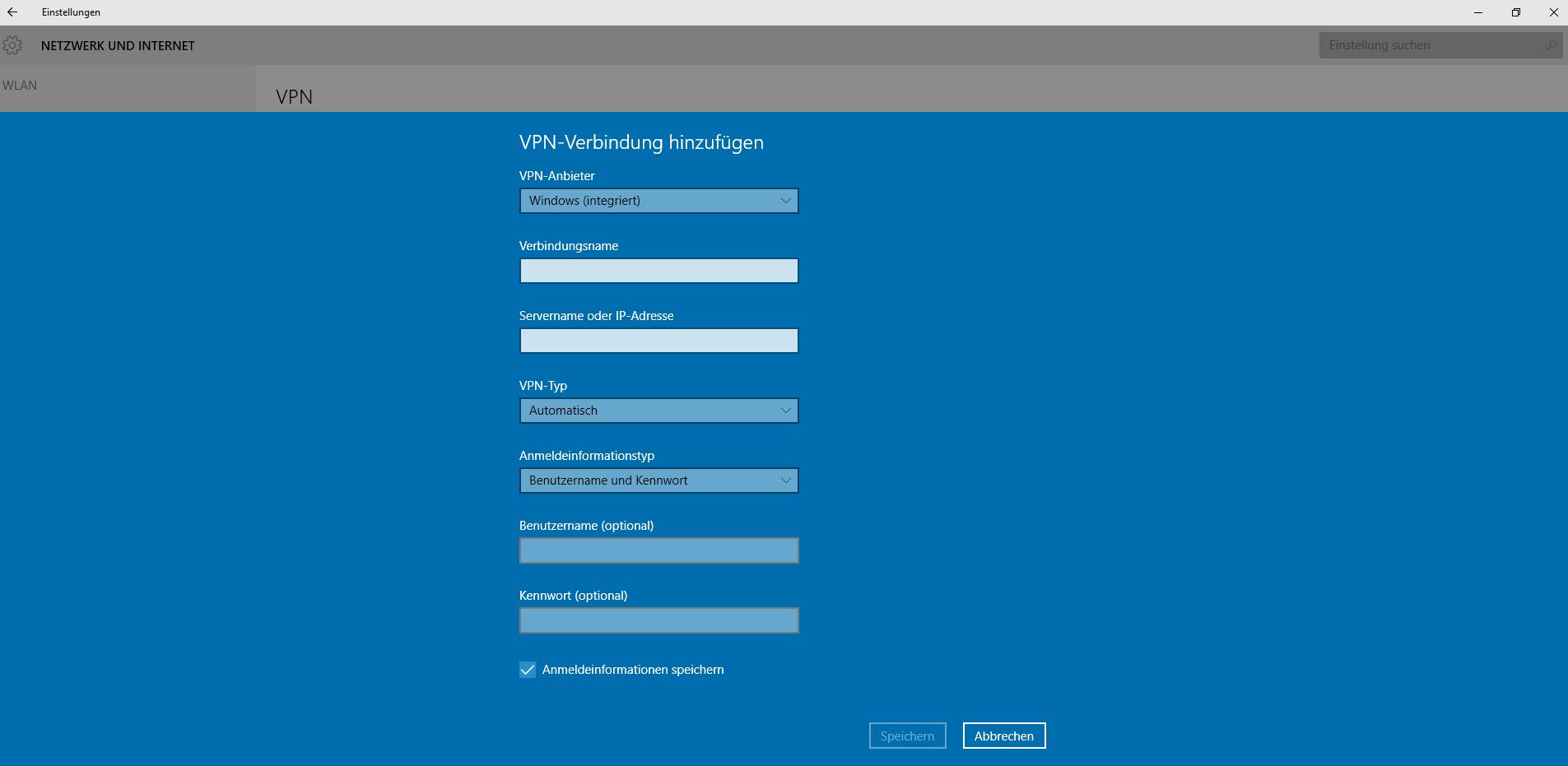 Sicher Privat Surfen Vpn Tunnel Mit Windows 10 Einrichten