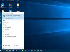 Abbildung - VPN unter Windows 10 konfigurieren