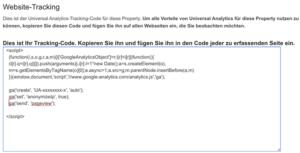 Abbildung_Tracking-Code erstellen