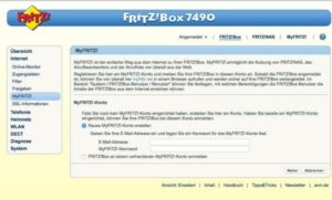 Abbildung - VPN-Verbindung über FRITZ!Box konfigurieren