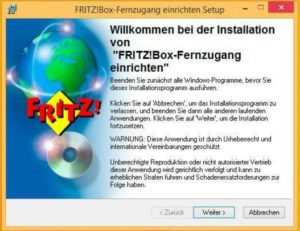 Abbildung - VPN per FRITZ!Box-Fernzugang einrichten