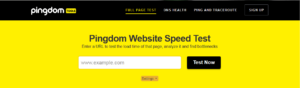 Abbildung_Pingdom Website Speed Test