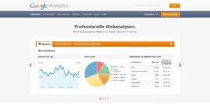 Abbildung - Google Analytics