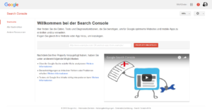 Abbildung - Webmaster Tools