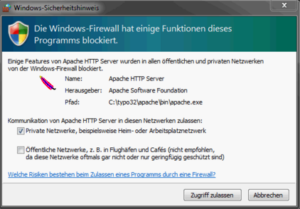 Abbildung - windows-firewall-typo3-apache-server