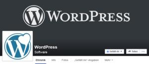 Abbildung - WordPress