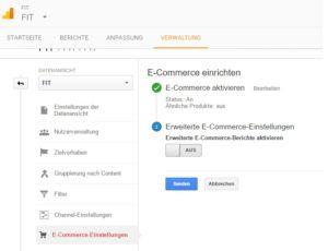 Abbildung 1 - e-commerce-einrichten