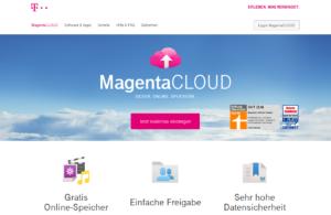 Abbildung - Magenta Cloud