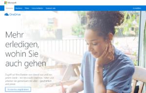Abbildung - OneDrive