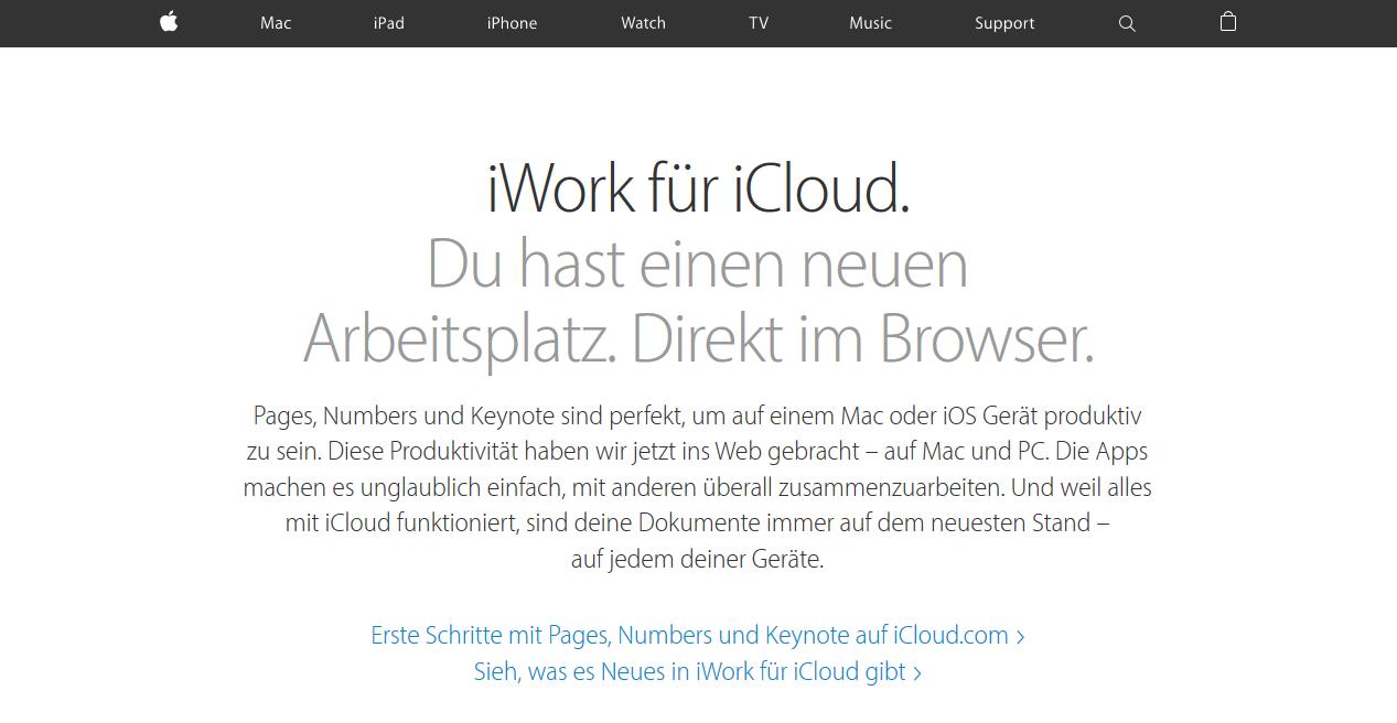 Wunderbar Vorlagenseiten Apple Fortsetzen Galerie - Beispiel ...