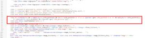 Abbildung 09 - Quellcode default-php