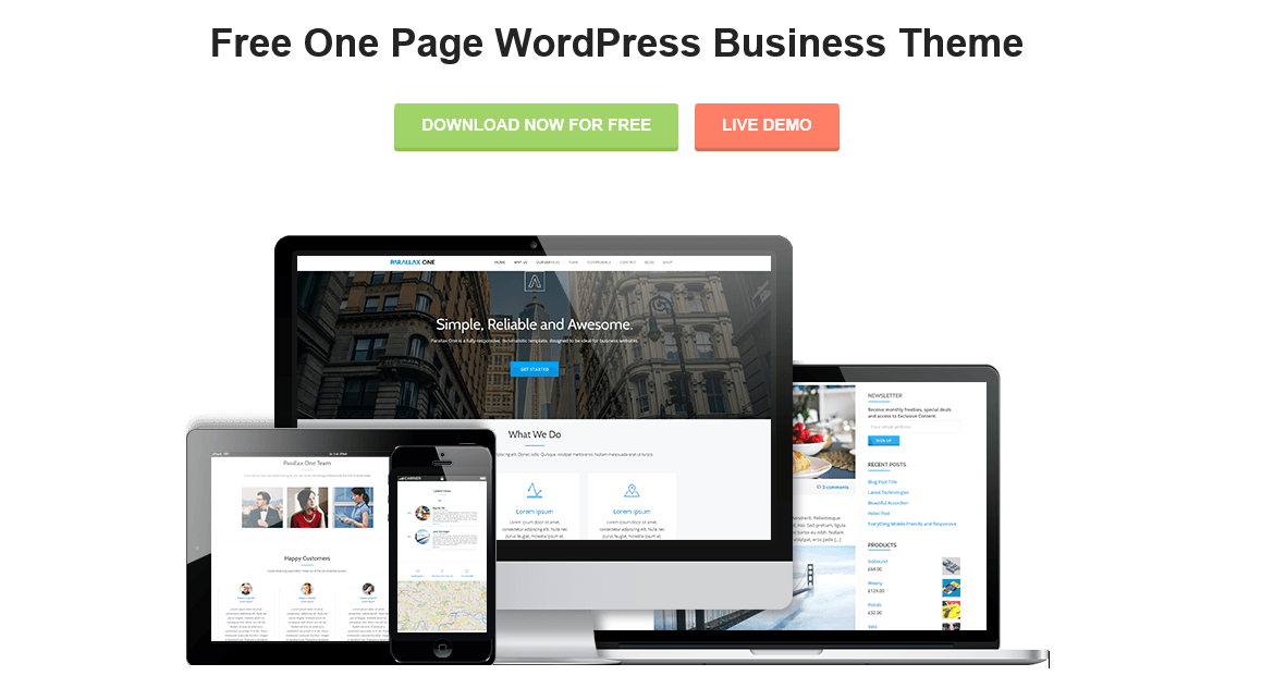 Was Sind Responsive Multi Purpose Wordpress Themes