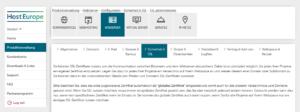 Abbildung - KIS - Sicherung und SSL