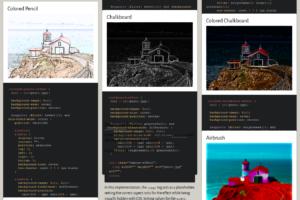 Abbildung - Bildeffekte mit CSS