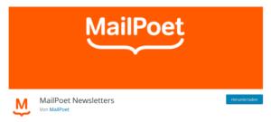 Abbildung - MailPoet