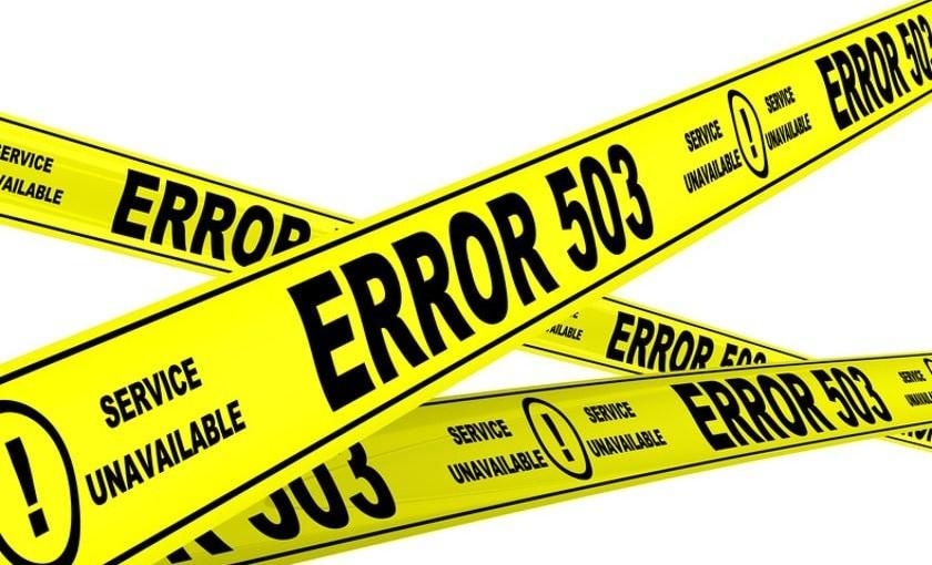 Was sind HTTP 503-Fehler und wie lassen sie sich beheben?