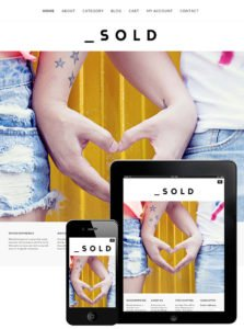 Abbildung - sold-responsive-woocommerce-theme