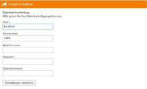 Contao-Installation_Konfiguration_Datenbank-Verbindung