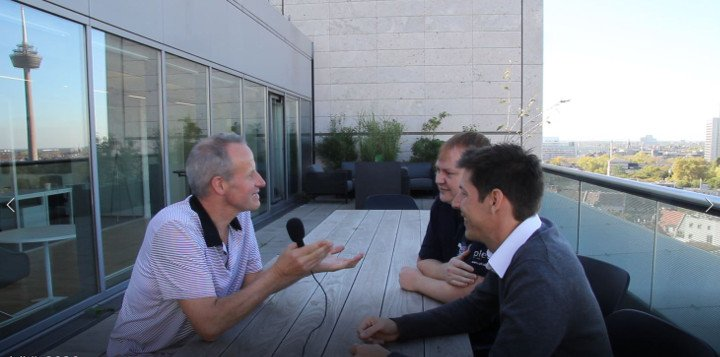Abbildung - Interview mit Jan Löffler und Viktor Vogel von Plesk zum Thema Joomla! Toolkit
